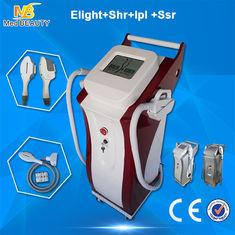 China SHR E - Frecuencia ligera del equipo 10MHZ RF de la belleza del IPL para la elevación de cara proveedor