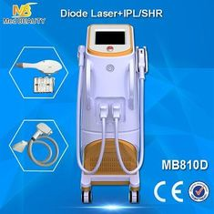 China Máquina del retiro del pelo del laser del diodo de 8 pulgadas y máquina de la depilación proveedor