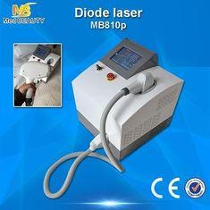 China Laser permanente portátil del diodo de semiconductor de la reducción del pelo del IPL proveedor