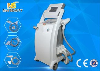 China Máquina del laser de la máquina del retiro del pelo de la E-Luz IPL RF del salón/del Nd Yag de Elight IPL Rf proveedor