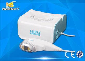 China Retiro enfocado de intensidad alta de la arruga del lifting facial del uso en el hogar del ultrasonido de la máquina de HIFU proveedor