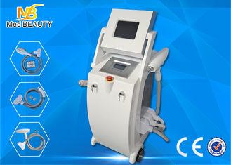 China Máquina del ultrasonido de la cavitación del laser del equipo de la belleza de 4 manijas IPL proveedor