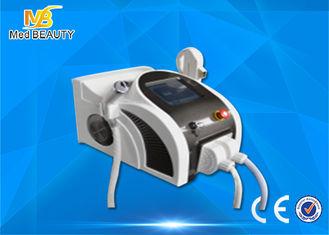 China 2000W retiro vascular del acné de la terapia del rejuvenecimiento de la piel del retiro del pelo de la E-Luz IPL RF proveedor