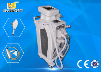 China Máquina aprobada del retiro del tatuaje del laser del Nd Yag del interruptor de la E-Luz IPL RF Q del CE proveedor