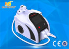 China Portable blanco 2 en 1 equipo del retiro del tatuaje del laser del Nd Yag del IPL Shr fábrica