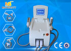 China Tipo blanco de la vertical del equipo de la belleza del laser IPL del ND YAG del IPL SHR RF fábrica