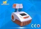 China Equipo doble Lumislim Japón Mitsubishi del Liposuction del laser de la longitud de onda 650nm 980nm fábrica