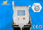 China Piel que aprieta la luz IPL RF de los filtros E del retiro 5 del pelo del retiro de la arruga fábrica