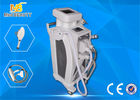 China Máquina aprobada del retiro del tatuaje del laser del Nd Yag del interruptor de la E-Luz IPL RF Q del CE fábrica