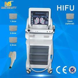 China Máquina enfocada de intensidad alta femenina del ultrasonido ninguna cirugía del tiempo muerto distribuidor