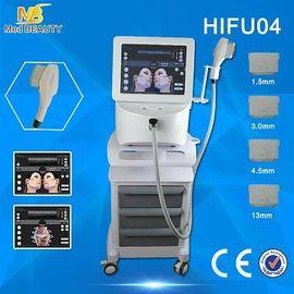China El ojo enfocado de intensidad alta del ultrasonido de Hifu empaqueta retiro de la frente del cuello distribuidor