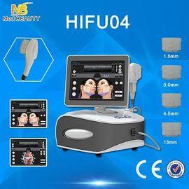 China Dispositivo de elevación facial los E.E.U.U. de la belleza del hogar de la máquina de HIFU de alta tecnología distribuidor