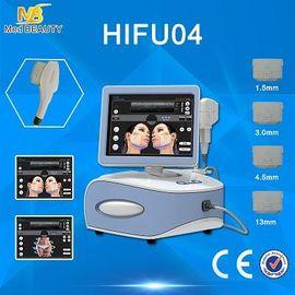 China Dermis superficial de Deel de Hifu de la máquina del equipo portátil de la belleza y SMAS distribuidor