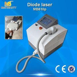 China Laser permanente portátil del diodo de semiconductor de la reducción del pelo del IPL distribuidor