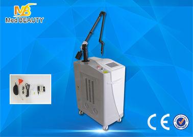 China Lámparas médicas 1064nm 585nm 650nm 532nm del doble del equipo del retiro del tatuaje del laser distribuidor