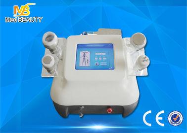 China Cavitación ultrasónica Rf de la elevación de cara que adelgaza la máquina, pantalla táctil del color de 8 pulgadas distribuidor