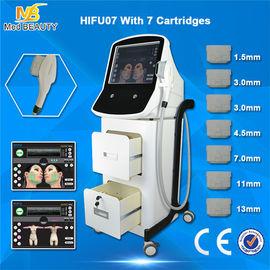 China máquina enfocada de intensidad alta del ultrasonido del retiro de la arruga de 1000w HIFU distribuidor