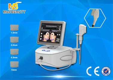 China Máquina enfocada de intensidad alta profesional de Hifu del ultrasonido para el lifting facial distribuidor