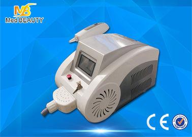 China Máquina gris del retiro del tatuaje del laser del ND Yag, laser de c4q conmutado para el retiro del tatuaje distribuidor