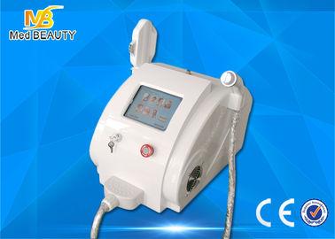 China Máquina permanente del rejuvenecimiento de la piel del OPT SHR de la E-Luz IPL RF del retiro del pelo distribuidor