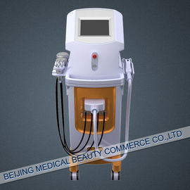 China máquinas del retiro del pelo de 755nm IPL con la cavitación rf que adelgaza la combinación perfecta distribuidor