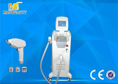 China Refrigeración por aire de la máquina portátil del retiro del pelo del laser del diodo de la onda continua 810nm distribuidor