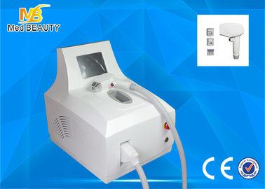 China El laser alemán obstruye el retiro del pelo del laser del diodo, pelo rápido del cuerpo que quita USO fácil de la máquina distribuidor