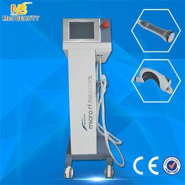 China Piel de Microneedle Rf que aprieta la máquina fraccionaria del laser para la elevación de cara/el retiro de la arruga distribuidor
