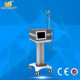 China El equipo vertical de la terapia de la onda de choque/la máquina extracorporal de Eswt de la terapia de la onda expansiva reduce dolores distribuidor