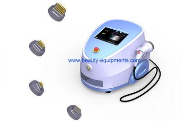 China E - Matriz Rf fraccionario Microneedle, retiro de la arruga y retiro del acné distribuidor