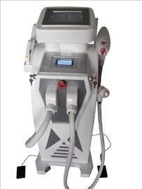 China Equipo multifuncional de la belleza del laser del IPL +RF +YAG distribuidor