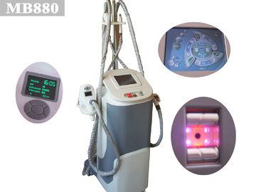 China Vacío de rodillos y RF y cuerpo de la máquina de infrarrojos para adelgazar distribuidor