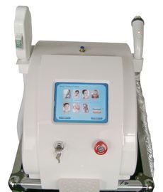 China Elight + máquina bipolar del retiro del pelo del RF con blanquea la piel del cuerpo distribuidor