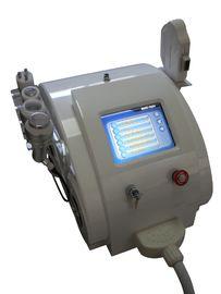 China el retiro portátil del pelo de la belleza Equipment+RF de 40KHz IPL y la reducción gorda trabajan a máquina todos en una distribuidor