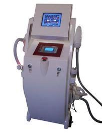 China IPL equipo del laser del retiro y del tatuaje IPL del pelo del laser de +Elight + de RF+ Yag distribuidor