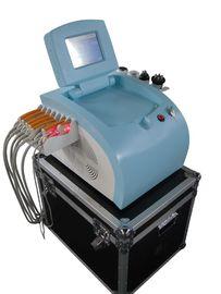China Equipo del Liposuction del laser de la radiofrecuencia, laser de Lipo de 8 paletas más la cavitación distribuidor