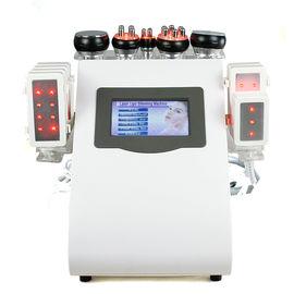 China 8 máquina económica del laser LIPO de las paletas con la cavitación/el VACÍO RF/infrarrojo distribuidor